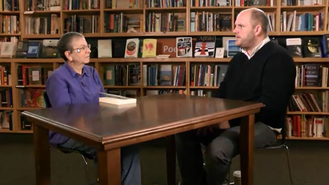 Book Lust with Nancy Pearl featuring Peter Mountford