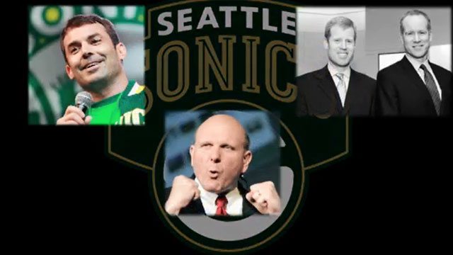 City Inside/Out Local Issues: Sonics, What`s Next?