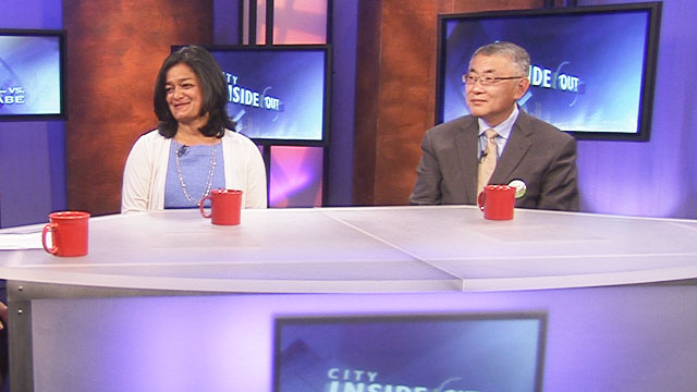 City Inside/Out: Jayapal vs. Watanabe