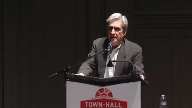 Front Row: Seattle`s Favorite Poems - Robert Pinsky