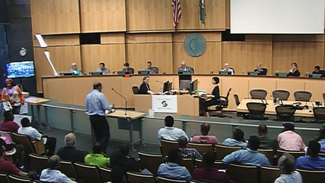 Full Council: Mayor Murray`s Address on Public Safety