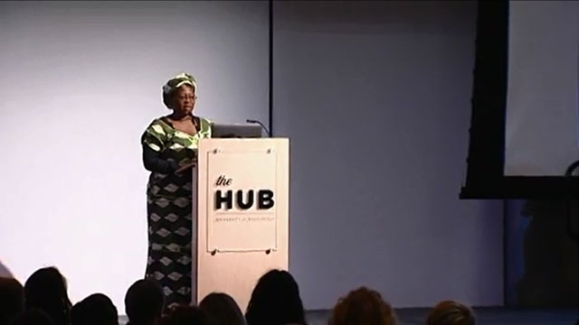 American Podium: Stella Nyanzi, PhD - Repression of Sexual Minorities