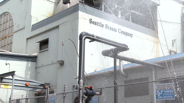 CityStream: Seattle Steam