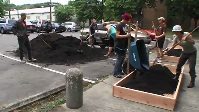 CityStream: Just Garden Project