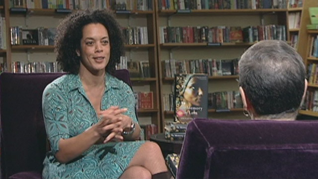Book Lust with Nancy Pearl featuring Aminatta Forna