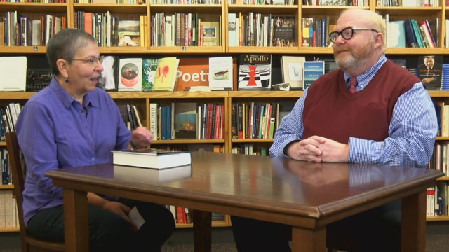 Book Lust with Nancy Pearl featuring Richard Norton Smith