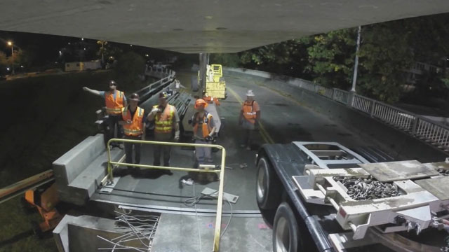 CityStream: Behind the Orange Cones