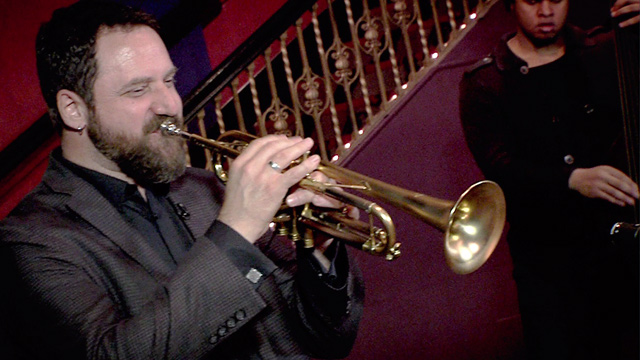 Art Zone: Jason Parker Quartet perform 'Snickerdoodle Fritz'
