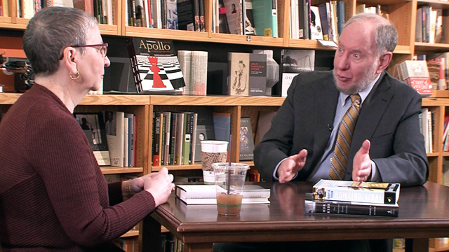 Book Lust with Nancy Pearl featuring Robert Putnam