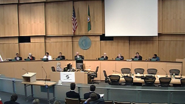 Full Council - Special Meeting 5/20/15