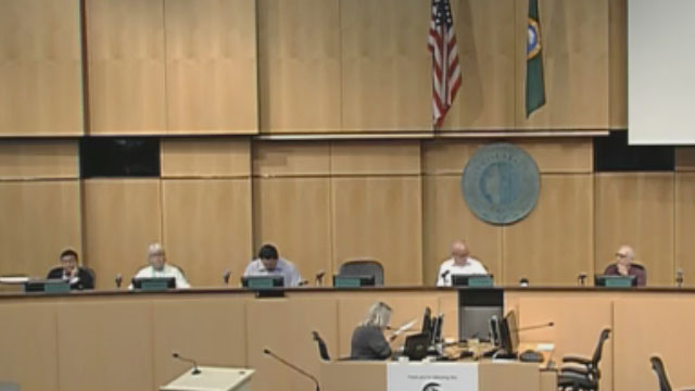 Full Council - Special Meeting 6/23/15