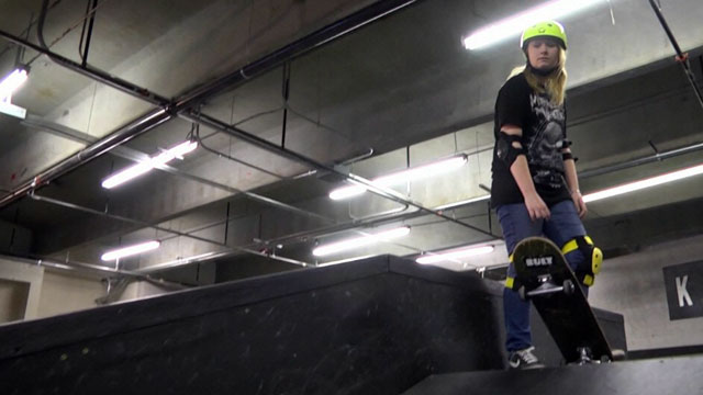 CityStream: Extreme Sports Therapy