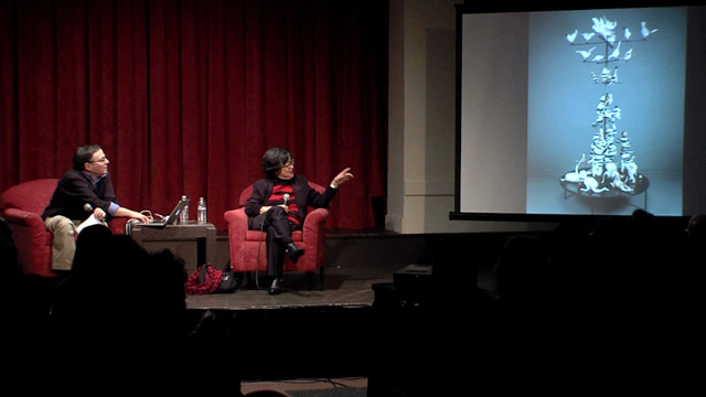 An Evening With: Patti Warashina with Gary Faigin