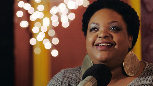 Art Zone: Grace Love Performs 'Wild About You'