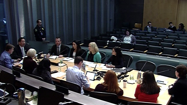 Council Briefing 2/8/2016