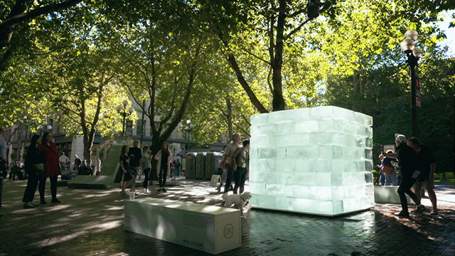 Art Zone: Olson Kundig's ICE CUBE