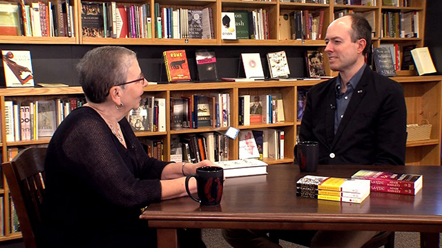 Book Lust with Nancy Pearl featuring Adam Haslett