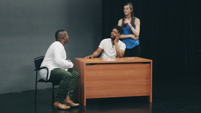 Art Zone: Markeith Wiley's 'It's Not Too Late'
