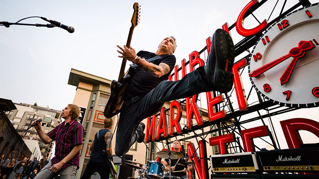 Art Zone Special with Mike McCready