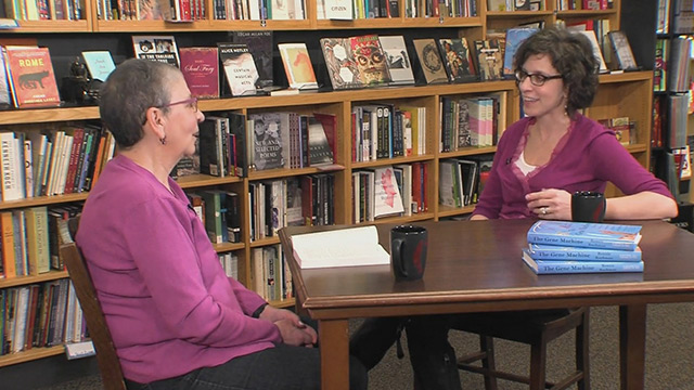Book Lust with Nancy Pearl featuring Bonnie Rochman
