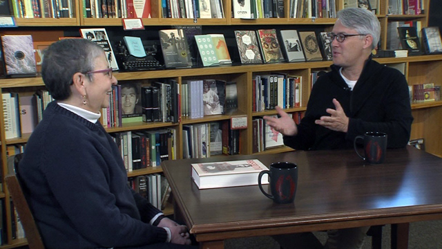 Book Lust with Nancy Pearl featuring Douglas Smith
