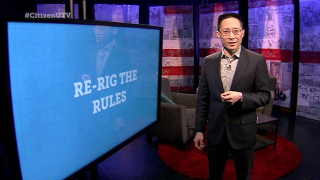 Citizen University TV: Re-Rig the Rules