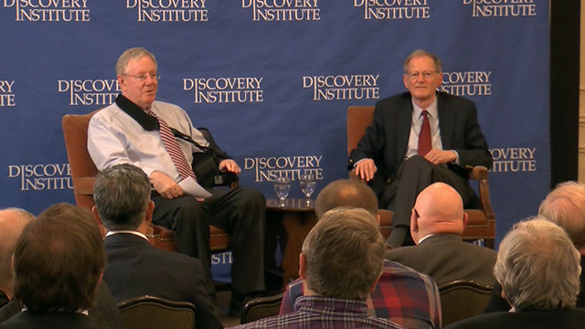 American Podium: How New Ideas on Trade & Money Can Revive the U.S. Economy, featuring Steve Forbes