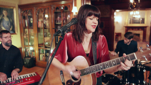 Art Zone: Shelby Earl performs 'The Man Who Made Himself a Name'