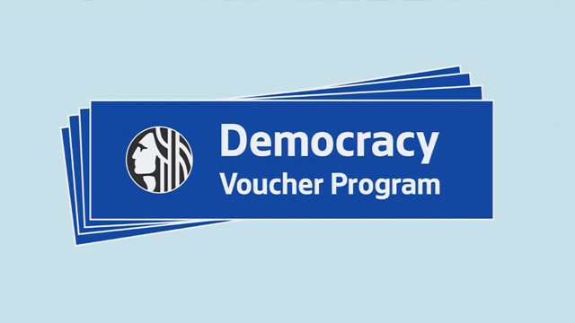 Democracy Vouchers - English