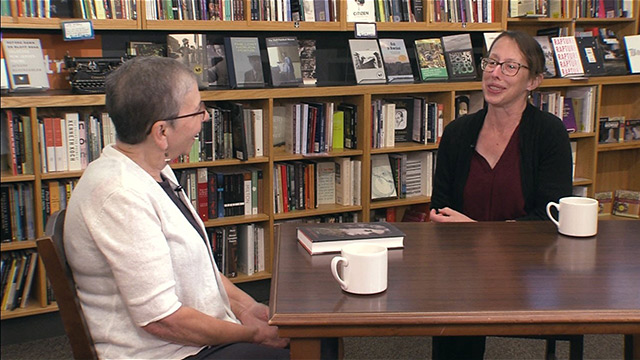 Book Lust with Nancy Pearl featuring Jamie Harrison