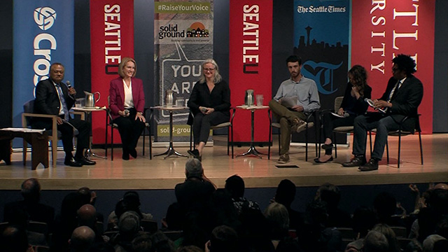 Mayoral candidates debate growth, affordability, homelessness