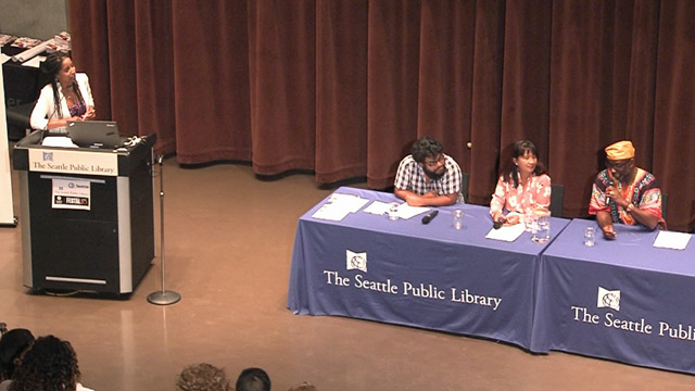 Town Square: Race, Identity and Culture in the Pacific NW August 2017