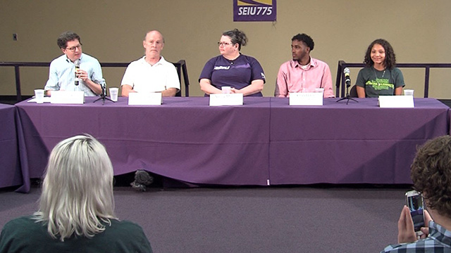 Town Square: Workers' Rights Roundtable