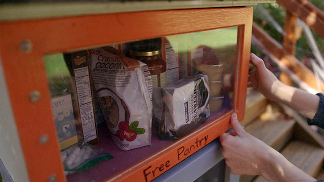 CityStream: Little Free Pantries