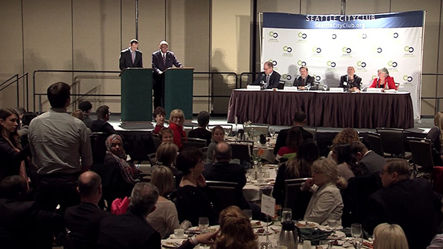 Town Square: Seattle CityClub's 2018 Legislative Preview