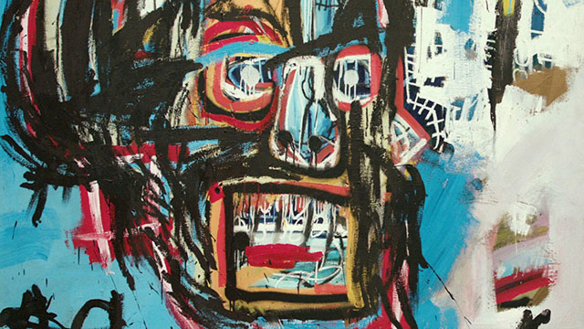 Art Zone: Jean-Michel Basquiat's 'Untitled'