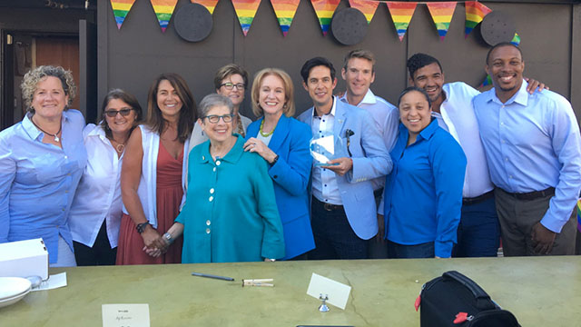 Mayor Durkan honors 2018 Pride Awards recipients