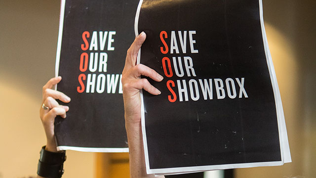 City Inside/Out Local Issues: Showbox Showdown