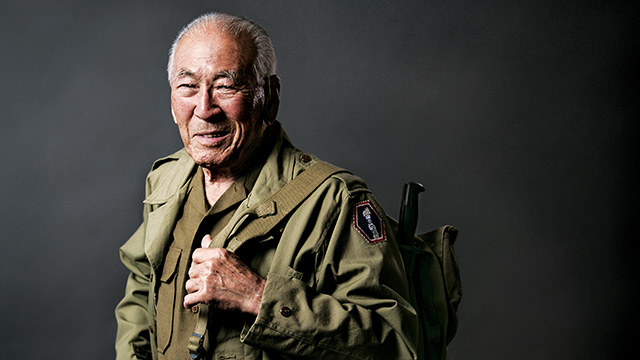 CityStream: Photographer Shane Sato's Nisei Veterans Project