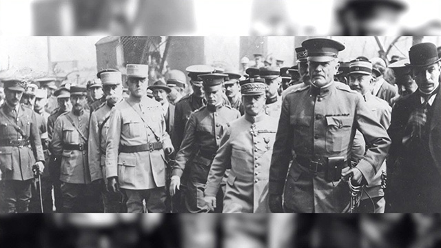 CityStream: WWI in Seattle