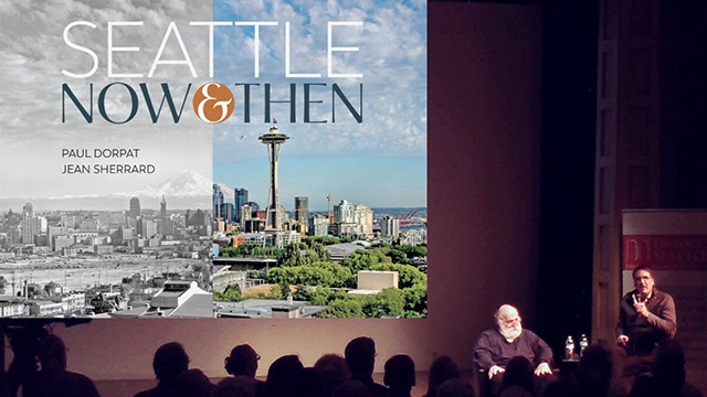 "Town Square: ""Seattle Now & Then, The Historic Hundred"""