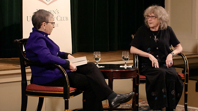 Book Lust with Nancy Pearl featuring Priscilla Long