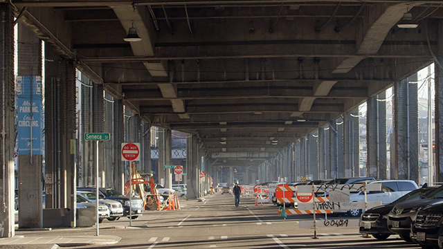 CityStream: The Viaduct's Fading Shadow