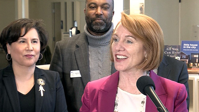"Mayor Durkan announces ""Libraries for All"" plan to renew library investments"
