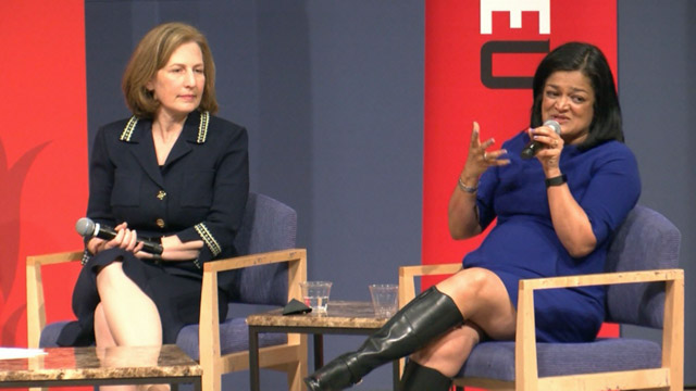 Town Square: Women of the House - Congresswomen Jayapal & Schrier