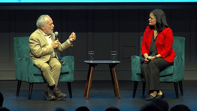 American Podium: Labor Day with Robert Reich and Pramila Jayapal