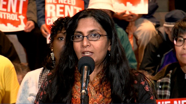 Councilmember Sawant unveils draft rent control legislation