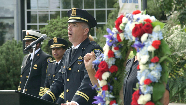 City leaders remember victims of 9/11