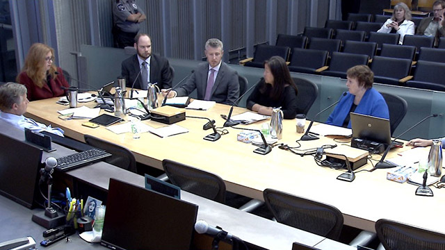 Civil Rights, Utilities, Economic Development & Arts Committee 9/10/19