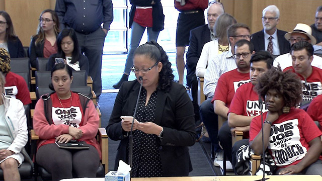 Housing, Health, Energy, and Workers' Rights Committee 9/5/19